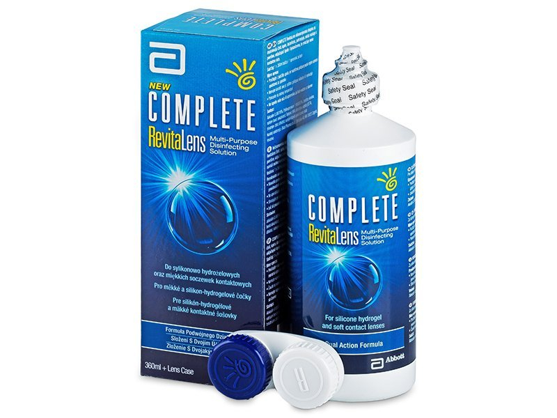 Complete RevitaLens 360 ml  - Reinigungslösung  - Advanced Medical Optics