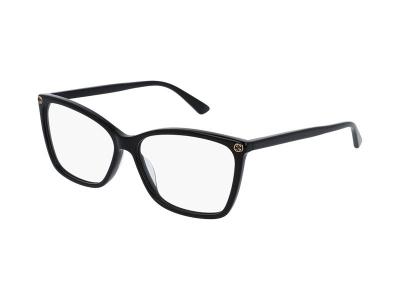 Brillenrahmen Gucci GG0025O 001