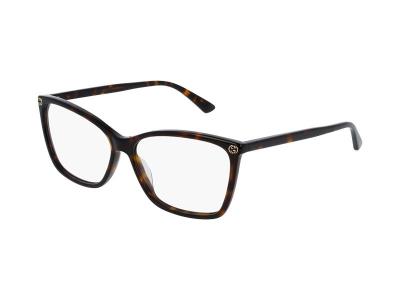 Brillenrahmen Gucci GG0025O 002