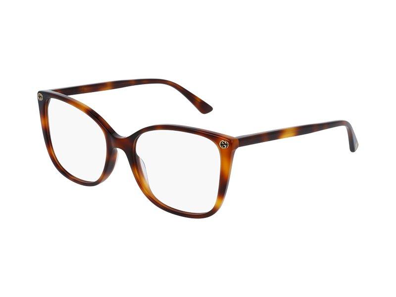 Brillenrahmen Gucci GG0026O-002
