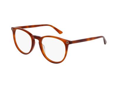 Brillenrahmen Gucci GG0027O 003