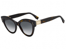 Sonnenbrillen Cat Eye - Fendi FF 0266/S 086/9O