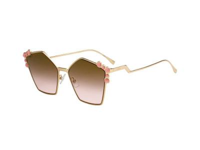 Sonnenbrillen Fendi FF 0261/S 000/53
