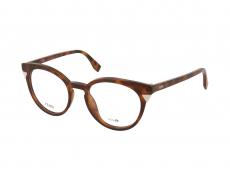 Rund Brillen - Fendi FF 0127 MQL