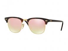 Sonnenbrillen Browline - Ray-Ban CLUBMASTER RB3016 990/7O
