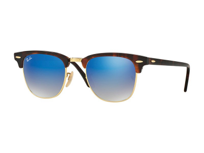 Sonnenbrillen Ray-Ban Clubmaster Flash Lenses RB3016 990/7Q