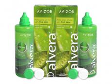 Günstige Pflegemittel-Pakete - Pflegemittel Alvera 2x 350 ml