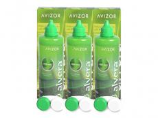 Günstige Pflegemittel-Pakete - Pflegemittel Alvera 3x 350 ml
