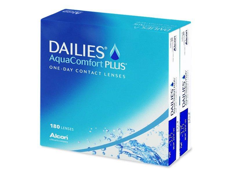 Dailies AquaComfort Plus (180Linsen) - Tageslinsen