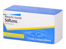 Kontaklinsen Bausch&Lomb - SofLens Multi-Focal (3Linsen)
