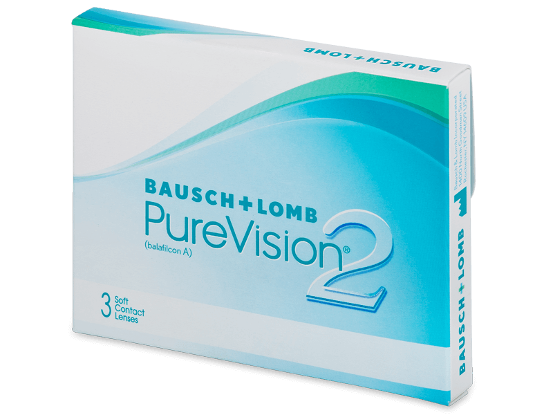 PureVision 2 (3Linsen) - Monatslinsen