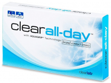 Andere Hersteller - Clear All-Day (6 Linsen)