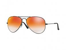 Sonnenbrillen Aviator - Ray-Ban AVIATOR LARGE METAL RB3025 002/4W