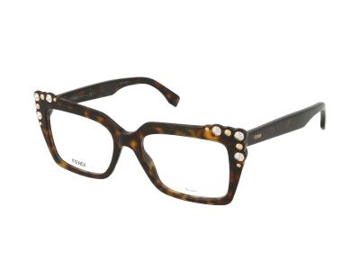 Brillenrahmen Fendi FF 0262 086