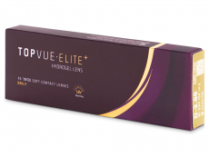 Kontaktlinsen - TopVue Elite+ (10 Linsen)