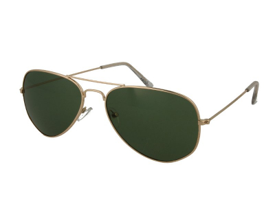 Sonnenbrillen Sonnenbrille Alensa Pilot Gold