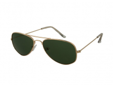 Sonnenbrillen Pilot - Kinder Sonnenbrille Alensa Pilot Gold