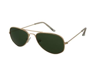 Sonnenbrillen Kinder Sonnenbrille Alensa Pilot Gold