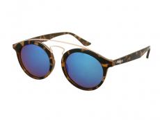 Sonnenbrillen Panthos / Tea cup - Kinder Sonnenbrille Alensa Panto Havana Blue Mirror