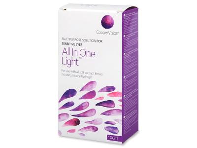 Pflegemittel All In One Light 100 ml  - Reinigungslösung