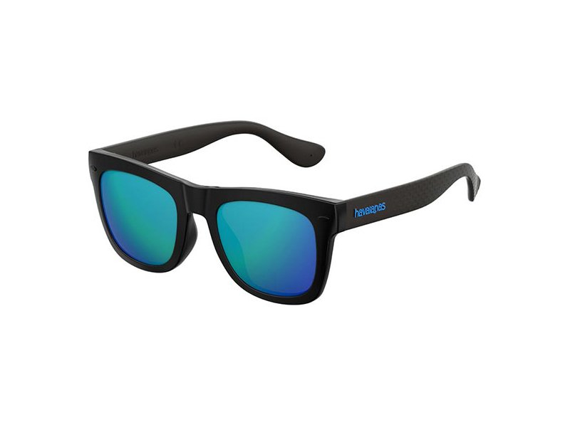 Havaianas Sonnenbrille » PARATY/XL«, schwarz, QFU/Z0 - schwarz/blau