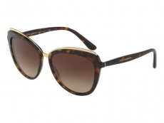 Sonnenbrillen Cat Eye - Dolce & Gabbana DG 4304 502/13