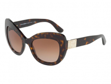 Sonnenbrillen Cat Eye - Dolce & Gabbana DG 4308 502/13