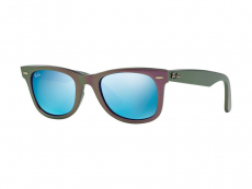 Sonnenbrillen Wayfarer - Sonnenbrille Ray-Ban Original Wayfarer RB2140 - 611217