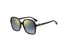 Sonnenbrillen Extragroß - Fendi FF 0287/S 086/FQ