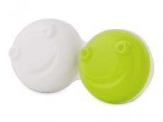 Behälter und Reise-Kits - Ersatzgehäuse für vibrierenden Linsen-Behälter - grün
