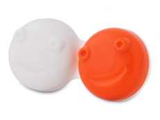 Behälter und Reise-Kits - Ersatzgehäuse für vibrierenden Linsen-Behälter - braun