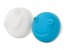 Behälter und Reise-Kits - Ersatzgehäuse für vibrierenden Linsen-Behälter - blau