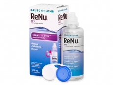 Kontaktlinsen Bausch and Lomb - ReNu MPS Sensitive Eyes 120 ml