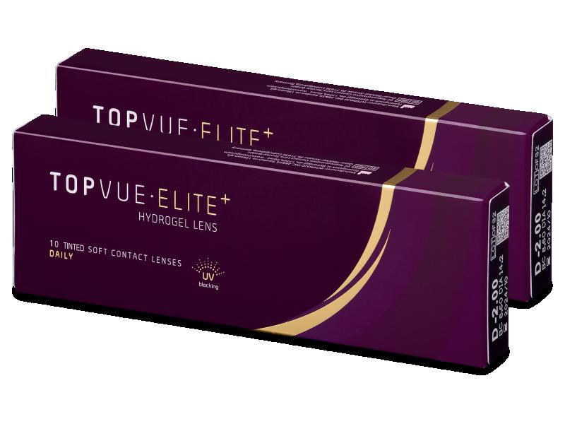 TopVue Elite+ (2 x 10 Linsen) - Tageslinsen