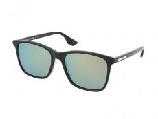 Sonnenbrillen Quadratisch - Alexander McQueen MQ0080S 002