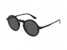 Sonnenbrillen Rund - Alexander McQueen MQ0135S 001
