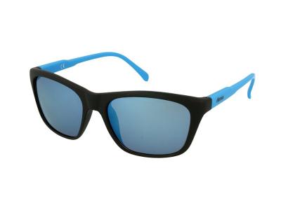 Damen Sonnenbrille Alensa Sport Black Blue Mirror