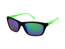 Sonnenbrillen Damen - Damen Sonnenbrille Alensa Sport Black Green Mirror