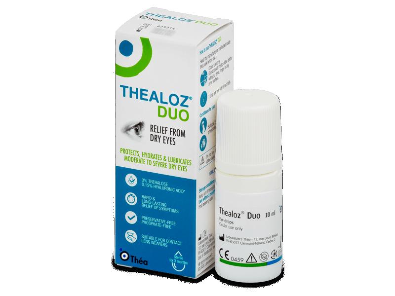 Thealoz Duo 10 ml  - Augentropfen