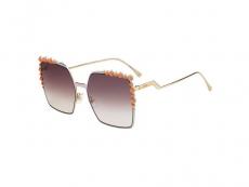 Sonnenbrillen Extragroß - Fendi FF 0259/S 35J/NQ