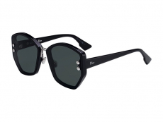 Sonnenbrillen Extragroß - Christian Dior DIORADDICT2 807/O7