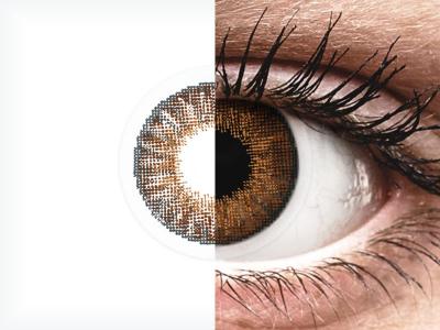 Air Optix Colors - Brown - mit Stärke (2Linsen)