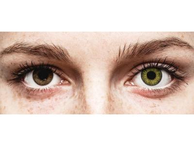 Air Optix Colors - Gemstone Green - ohne Stärke (2 Linsen)
