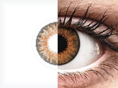 Air Optix Colors - Honey - ohne Stärke (2 Linsen)