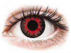 Farblinsen - ColourVUE Crazy Lens - Volturi - ohne Stärke (2 Linsen)