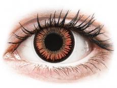 Farblinsen - ColourVUE Crazy Lens - Vampire - ohne Stärke (2 Linsen)