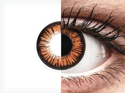 ColourVUE Crazy Lens - Twilight - mit Stärke (2 Linsen)