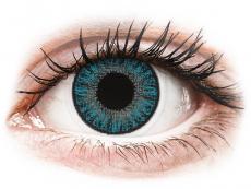 Kontaktlinsen TopVue - TopVue Color Tageslinsen - Blue - mit Stärke (10Linsen)