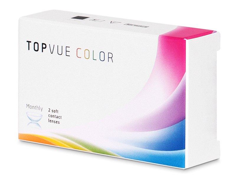 TopVue Color - Grey - mit Stärke (2Linsen)