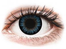 Farblinsen - ColourVUE BigEyes Cool Blue - ohne Stärke (2Linsen)